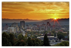 Plan your trip to Asheville, NC with America The Beautiful