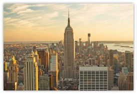 Plan your trip to the Empire State Building with America The Beautiful