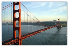 Plan your trip to the Golden Gate Bridge with America The Beautiful