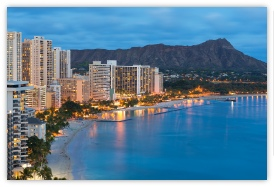 Plan your trip to Honolulu Hawaii with America The Beautiful