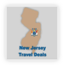 New Jersey Travel Deals and US Travel Bargains