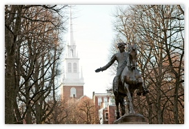 Plan your trip to Boston Massachusetts Freedom Trail with America The Beautiful