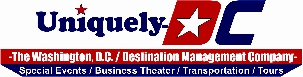 Uniquely DC is Washington DC's Distinctive Destination Management and Production Company.