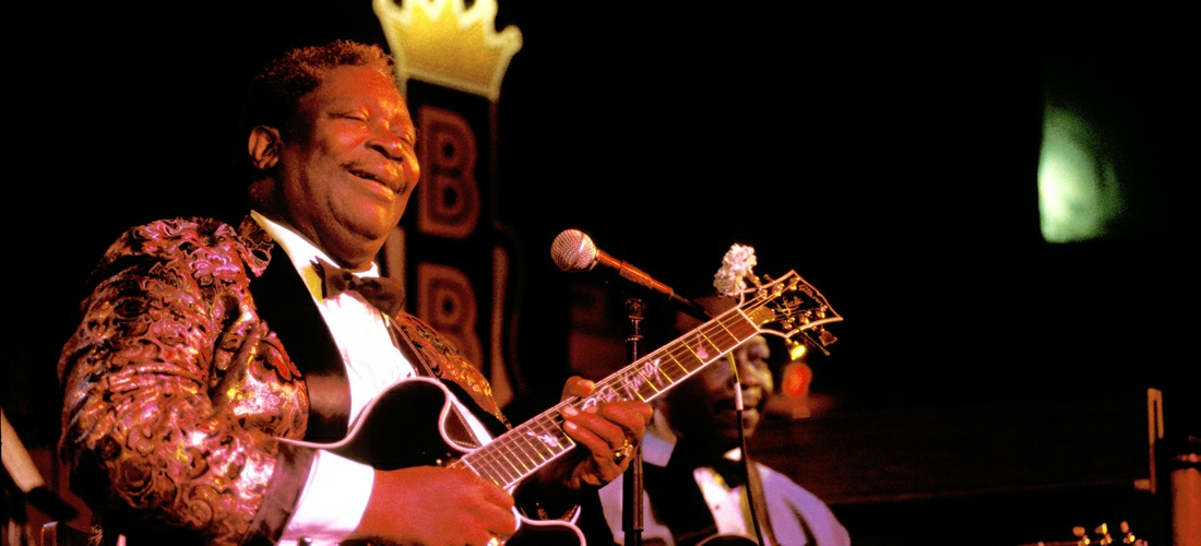 BB King's blues club in Memphis Tennessee is an important stop for music lovers from around the world.