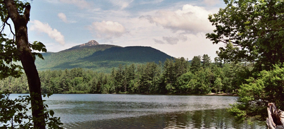 New Hampshire's Mount Chocorua.