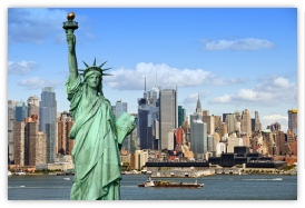 Plan your trip to see the Statue of Liberty with America The Beautiful
