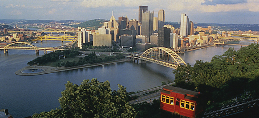 Pittsburg Pennsylvania, Pittsburgh is the seat of Allegheny County and with a population of 306,211 is the second-largest city in the U.S. state of Pennsylvania.  See America