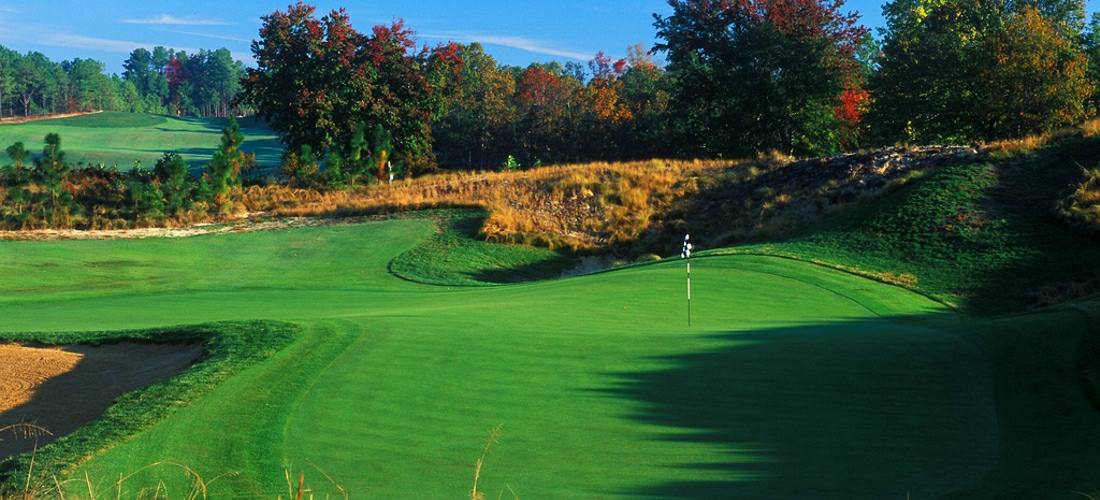 Tobacco Road Golf Course - The Sandhills of NC is home to more quality golf courses than any other golf destination in the country, says a recent survey by Golf Digest - Visit America's Golf Courses!