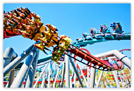 America's Top 10 Theme Parks & Attractions